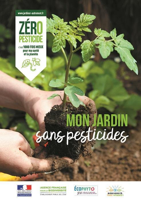 "Flyer recto Campagne ""Zéro pesticide"" 2019"