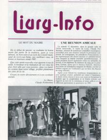Couverture Livry Info n° 7