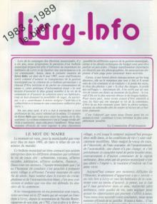 Couverture Livry Info n° 17