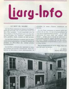 Couverture Livry Info n° 19