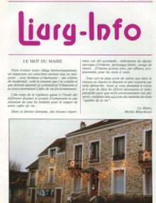 Couverture Livry Info n° 20