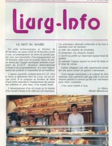 Couverture Livry Info n° 21