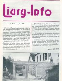 Couverture Livry Info n° 22