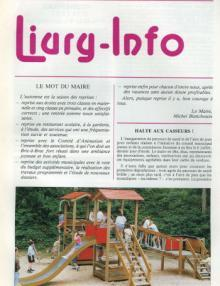 Couverture Livry Info n° 24
