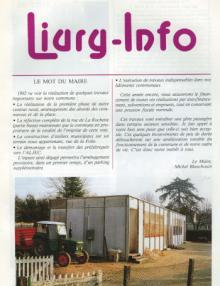 Couverture Livry Info n° 25