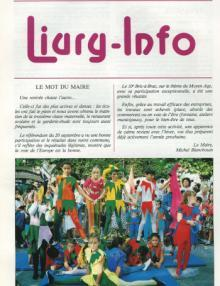 Couverture Livry Info n° 27