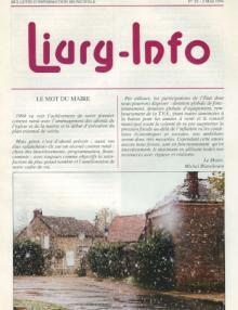 Couverture Livry Info n° 29