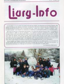 Couverture Livry Info n° 31