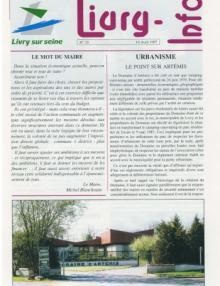 Couverture Livry Info n° 35