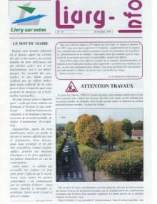 Couverture Livry Info n° 39