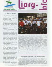 Couverture Livry Info n° 40
