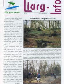 Couverture Livry Info n° 42
