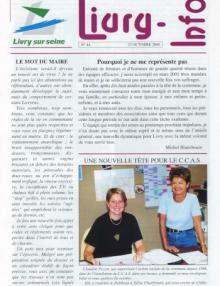 Couverture Livry Info n° 44