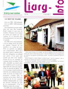 Couverture Livry Info n° 46