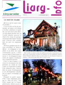 Couverture Livry Info n° 51