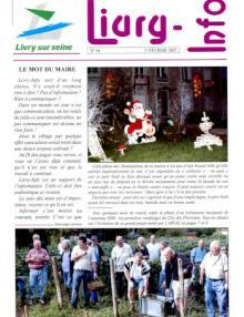 Couverture Livry Info n° 61