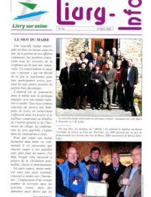 Couverture Livry Info n° 64