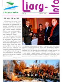 Couverture Livry Info n° 66