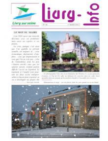 Couverture Livry info n°68