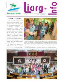 Couverture Livry info n°69