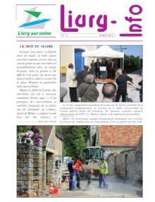 Couverture Livry info n°71