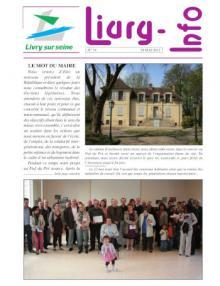 Couverture Livry info n°74