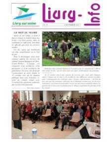 Couverture Livry info n°75
