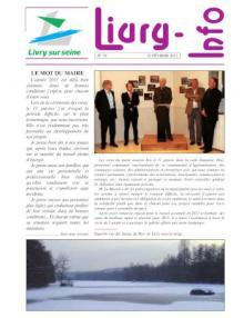 Couverture Livry info n°76