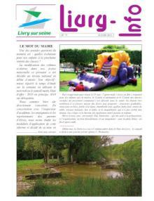 Couverture Livry info n°77