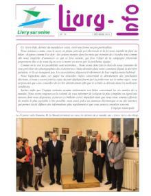 Couverture Livry info n° 79
