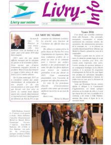 Couverture Livry-info n° 85